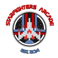 StarFighters Arcade Logo